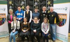 Leinster Scor na nOg Leiriu Winners 2014