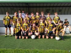 U12 Boys finalists @ Navan O'Mahonys tournament