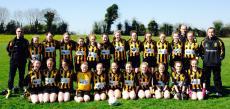 Girls U14 Feile Semi-finalists 2015