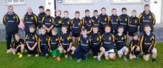 Boys U12 with new tops