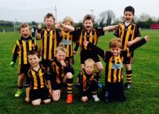 Boys U8 @ Killucan Blitz team 3