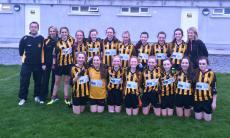 Girls U14 team through to Div 3 County Final