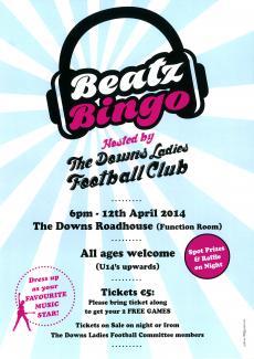 Ladies Football Fundraiser