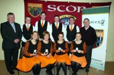Leinster Scor Sinsear Rince Seit Winners 2014