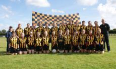 Under 16 Girls County Final