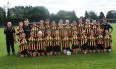 The Downs Ladies League Final 2014