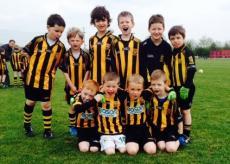 Boys U8 @ Killucan Blitz team 1