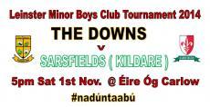 Leinster Minor Club Tournament