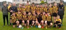 Boys U13 Tralee 2016