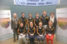 Figure Dancers Leinster Champions