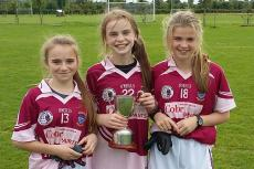 Well done to Katy, Grace and Caoimhe