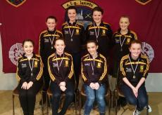 Figure Dancers Scor na nOg County Champions