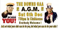 AGM on Dec 6th !