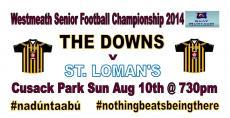 Senior Championship this weekend