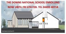 The Downs National School Enrolment