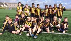 Boys U10's @ St. Lomans Joe Matthews tournament