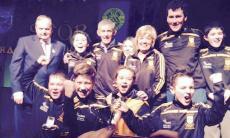 All Ireland Scor na nOg Leiriu Champions