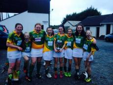 Our footballers involved in Clonkill U14 County Champions 2014