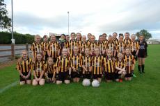 U12 Girls Squad 2013
