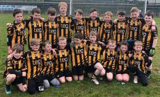 U10 Boys at recent blitz in Lakepoint Park