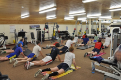 Our State of the Art Gym Facilities