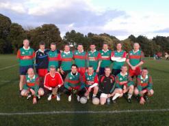 Over 40s Social Football