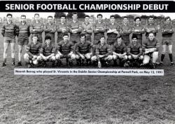 Senior Championship Debut 1991