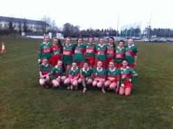Under 16 Girls v Castleknock