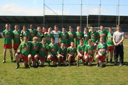 Under 16 Football Finalists