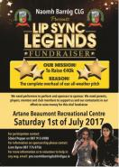 Lip Sync - All-Weather Pitch Refurbishment Fundraiser