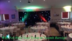 Why not have your event in Naomh Barróg?
