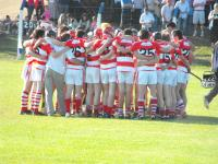 Team Huddle v Valleys 2010