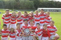 U12A Hurling East Final Winners 2012