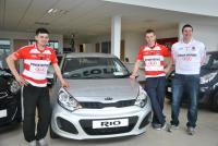 Nyhan Motors Kia - New Main Club Sponsor