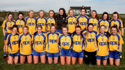 Clare v Meath  LGFA National Football League Round 4  23rd February 2020