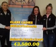 West Clare Cancer Donation