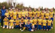 Under 14 League Winners 2012