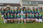 Kerry Under 16 Ladies. All Ireland Champions (c)