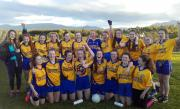 Beaufort Ladies Under 16-County League winners 2017