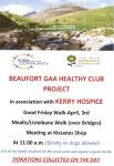 Kerry Hospice Walk. Good Friday, 3rd April 2015