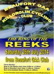 The Ring of the Reeks Cycle. Saturday, 26 July 2014