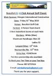 Beaufort G.A.A. Club Golf Classic. Friday, 31 May 2019