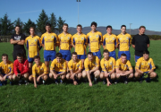 Senior team which played Cromane in Mid Kerry Championship 2013