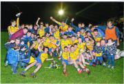 Beaufort, Munster Junior football Champions 2018