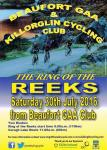 Ring of the Reeks Leisure Cycle.  Saturday, 30 July 2016