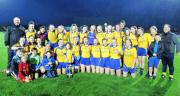 Beaufort Senior Ladies. 2019 County Intermediate Champions. 21st Sept 2019