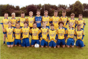 Under 14 Team - June 2013