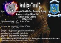 ACADEMY AJAX AND WORLD CUP CAMP