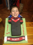 Scott Harding 11th Birthday