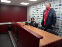 Stoke City experience Dec 2014